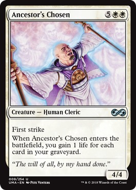 Ancestors Chosen - Foil