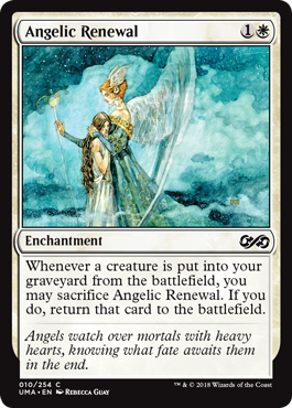 Angelic Renewal - Foil