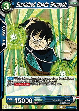 Burnished Bonds Shugesh - TB3-028 - C - Foil