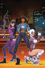 West Coast Avengers #8 (STL108316)