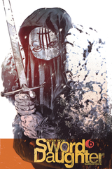 Sword Daughter #6 (Cover B - Chater)