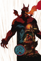Hellboy And the B.P.R.D. 1956 #4 (Of 5)