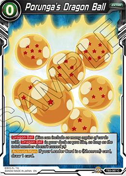 Porungas Dragon Ball - TB3-067 - C