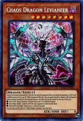 Chaos Dragon Levianeer - SOFU-EN025 - Secret Rare Unlimited Edition
