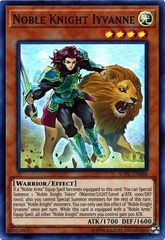 Noble Knight Iyvanne - SOFU-EN088 - Super Rare - Unlimited Edition