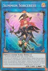 Summon Sorceress - SOFU-ENSE2 - Super Rare - Limited Edition