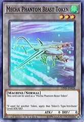 Mecha Phantom Beast Token (A) -