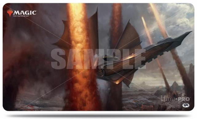 Ultra Pro - Magic: The Gathering - Ultimate Masters Playmat - Seismic Assault