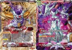 Frieza // Frieza, Metamorphic Threat - TB3-001 - UC