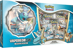Pokemon: Vaporeon GX Special Collection