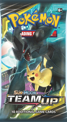 Team Up Booster Pack