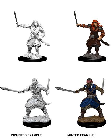 Nolzurs Marvelous Unpainted Minis - Bandits