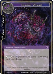 Dragon Zombie - SNV-090 - U
