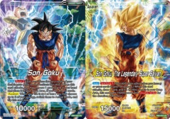 Son Goku // Son Goku, The Legendary Super Saiyan - TB3-034 - UC