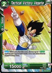 Tactical Victory Vegeta - TB3-040 - C - Foil