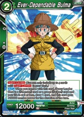Ever-Dependable Bulma - TB3-041 - C - Foil