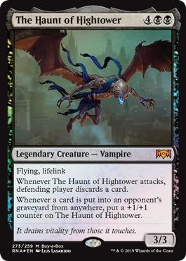The Haunt of Hightower
