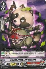 Stealth Beast, Leaf Raccoon - V-PR/0034EN - PR