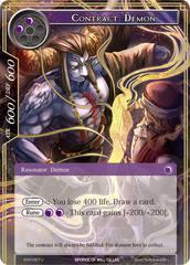 Contract Demon - SNV-087 - U