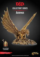 Aurinax the Gold Dragon
