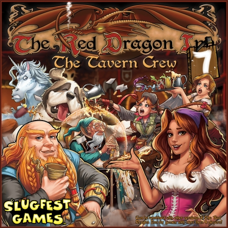 Red Dragon Inn: 7 - The Tavern Crew