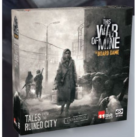 This War Of Mine: Wartime Diaries - Tales From The Ruined City Expansion