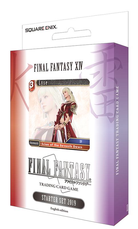 Final Fantasy XIV Starter Set 2019