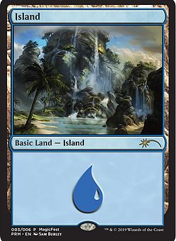 Island - MagicFest 2019