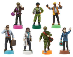 Pandemic - 10th Anniversary Edition - Painted Figures