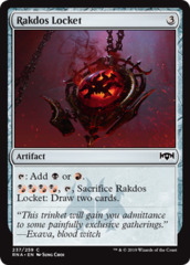 Rakdos Locket - Foil