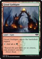 Gruul Guildgate (249) - Foil