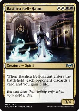 Basilica Bell-Haunt - Foil
