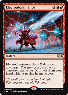 Electrodominance - Foil
