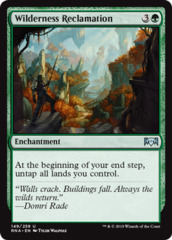 Wilderness Reclamation - Foil