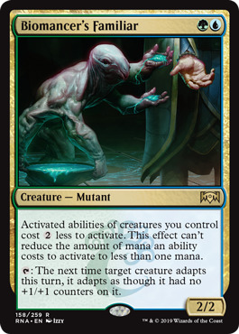 Biomancers Familiar