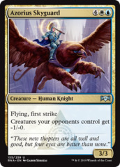 Azorius Skyguard - Foil on Channel Fireball