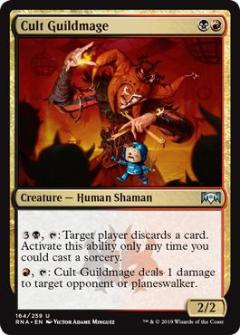 Cult Guildmage