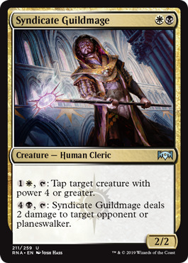 Syndicate Guildmage - Foil