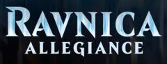 Ravnica Allegiance Complete Set - Foil