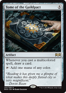 Tome of the Guildpact - Foil