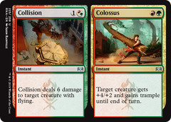 Collision // Colossus - Foil