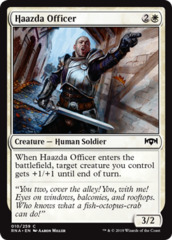 Haazda Officer - Foil
