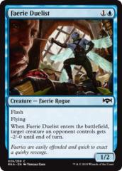 Faerie Duelist - Foil