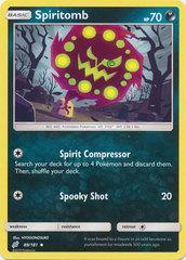 Spiritomb - 89/181 - Uncommon