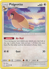 Pidgeotto - 123/181 - Common