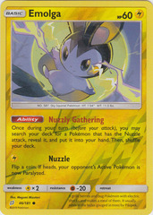 Emolga - 46/181 - Common - Reverse Holo
