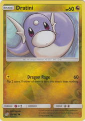 Dratini - 116/181 - Common - Reverse Holo