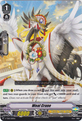 Weal Crane - V-TD05/009 - TD on Channel Fireball