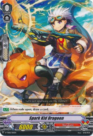 Spark Kid Dragoon - V-TD06/010 - TD