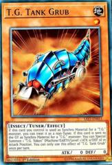 T.G. Tank Grub - SAST-EN011 - Common - 1st Edition